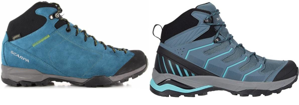 buy scarpa speed hiking boots for men and women