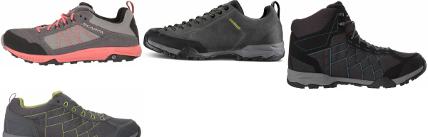 buy scarpa speed hiking shoes for men and women