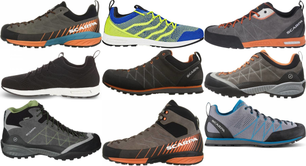 buy scarpa vibram sole approach shoes for men and women