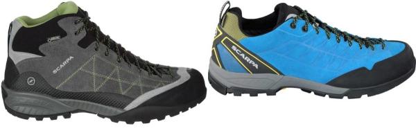 buy scarpa waterproof approach shoes for men and women