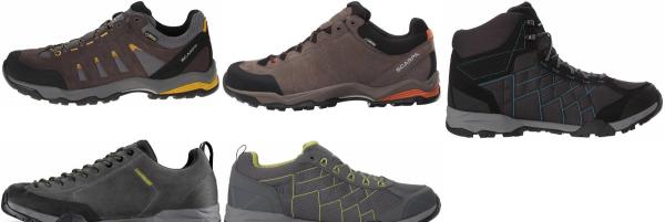 buy scarpa waterproof hiking shoes for men and women