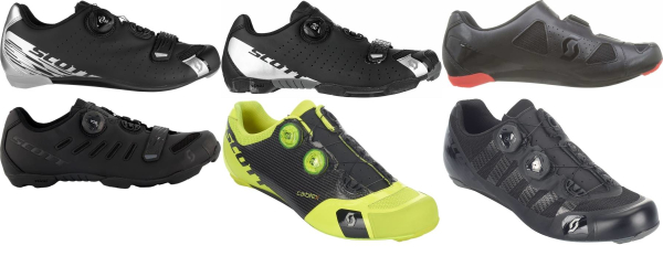buy scott cycling shoes for men and women