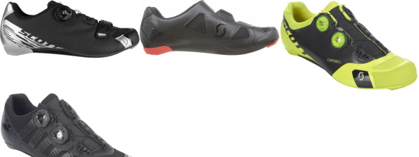 buy scott road cycling shoes for men and women