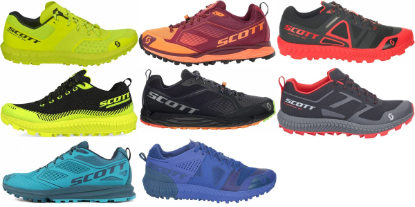 buy scott trail running shoes for men and women