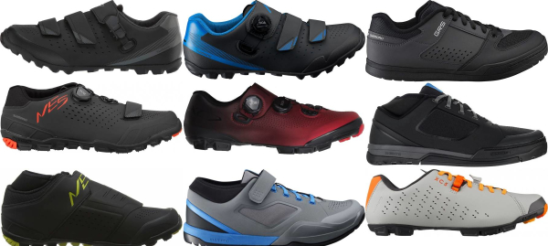 buy shimano mountain cycling shoes for men and women