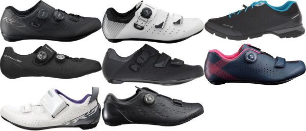 buy shimano road cycling shoes for men and women