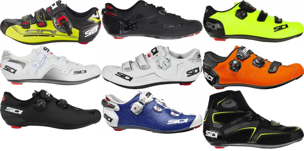 buy sidi road cycling shoes for men and women