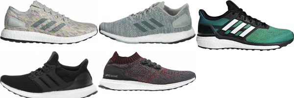 buy silver adidas running shoes for men and women