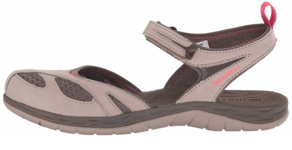 buy silver hiking sandals for men and women