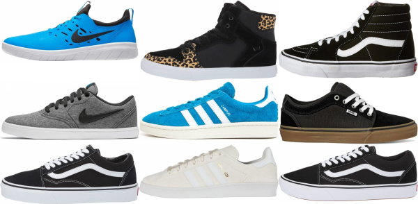 buy skate sneakers for men and women