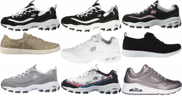 Save 32% On Skechers Cheap Sneakers (29 Models In Stock