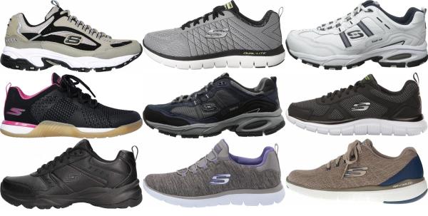 buy skechers cross-training shoes for men and women