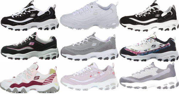 buy skechers d'lites sneakers for men and women