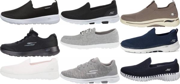 buy skechers gowalk walking shoes for men and women