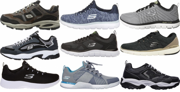 buy skechers gym shoes for men and women
