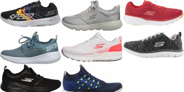 buy skechers lightweight running shoes for men and women