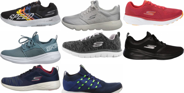 buy skechers low drop running shoes for men and women