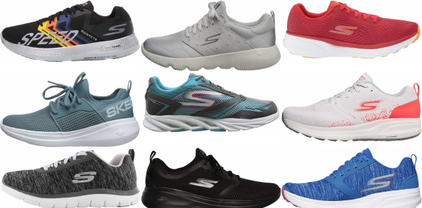 buy skechers neutral running shoes for men and women