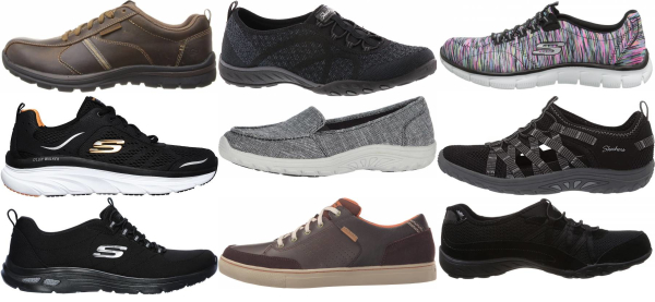 buy skechers relaxed fit sneakers for men and women