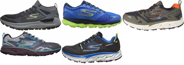 buy skechers trail running shoes for men and women