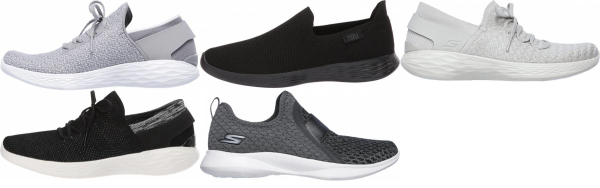 buy skechers you walking shoes for men and women