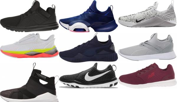 buy slip-on cross-training shoes for men and women