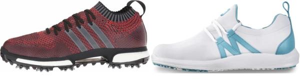 buy slip-on golf shoes for men and women