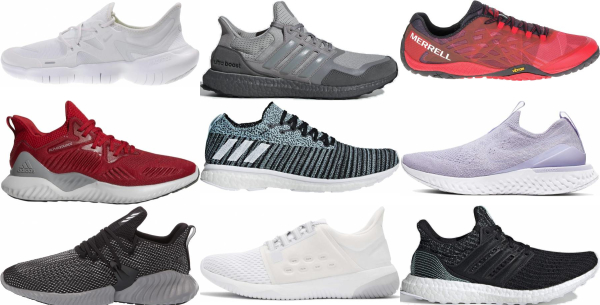 buy slip-on running shoes for men and women