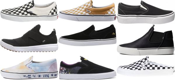 buy slip-on skate sneakers for men and women
