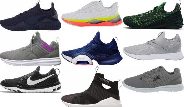 buy slip-on training shoes for men and women