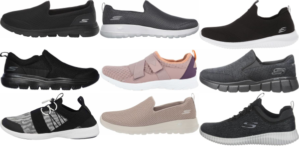 buy slip-on walking shoes for men and women