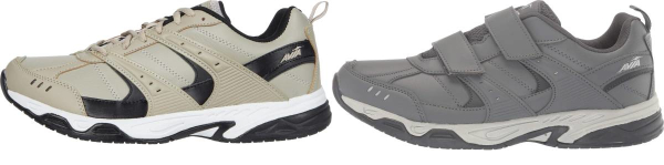 buy slip-resistant avia walking shoes for men and women