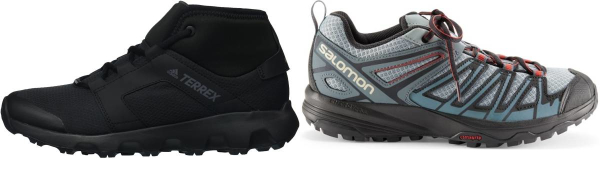 buy snow hiking shoes for men and women
