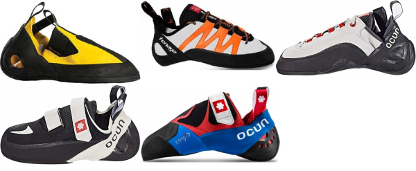 buy soft climbing shoes for men and women