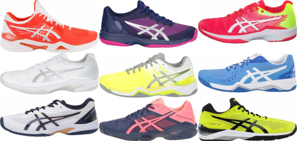 buy speed asics tennis shoes for men and women