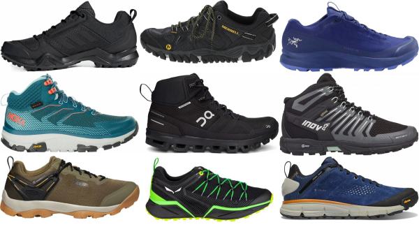 buy speed hiking lace up hiking shoes for men and women