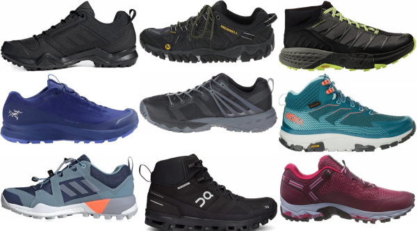 buy speed hiking shoes for men and women