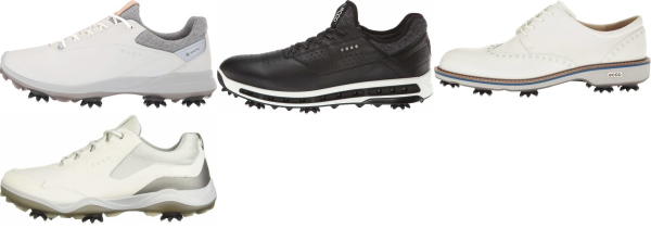 buy spiked ecco golf shoes for men and women