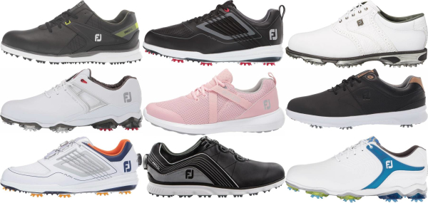 buy spiked footjoy golf shoes for men and women