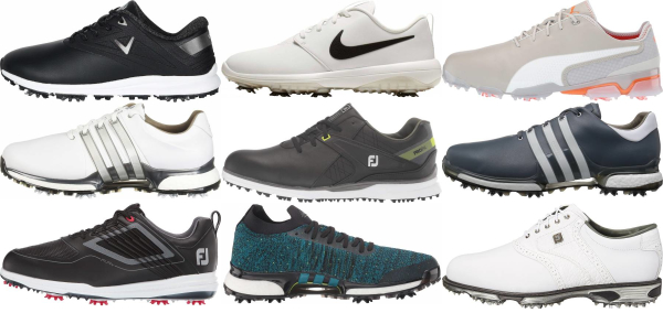buy spiked golf shoes for men and women
