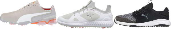 buy spiked puma golf shoes for men and women