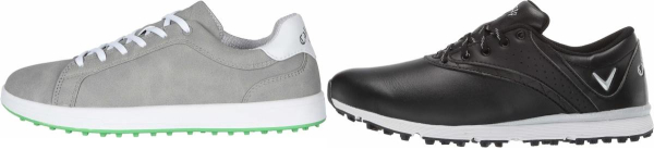buy spikeless callaway golf shoes for men and women