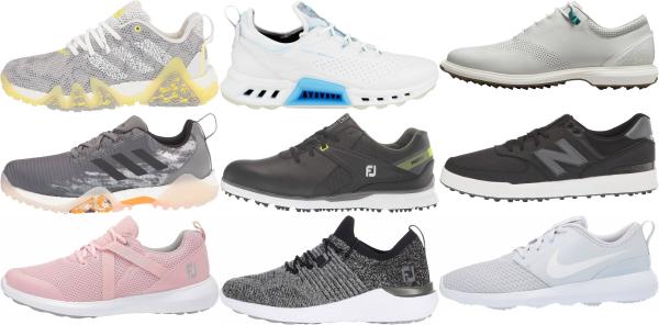 10 Best Spikeless Golf Shoes (Buyer's