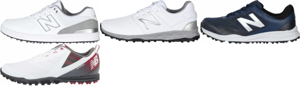 buy spikeless new balance golf shoes for men and women