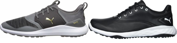 buy spikeless puma golf shoes for men and women