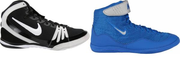 buy split sole nike wrestling shoes for men and women