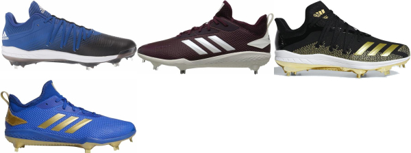 buy sprintframe plate baseball cleats for men and women