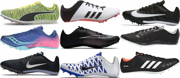 buy sprints track & field shoes for men and women