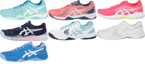 buy stability asics tennis shoes for men and women