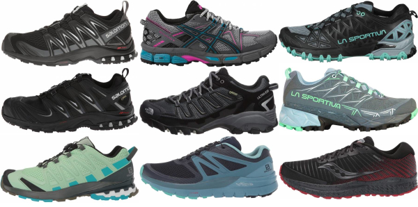buy stability trail running shoes for men and women